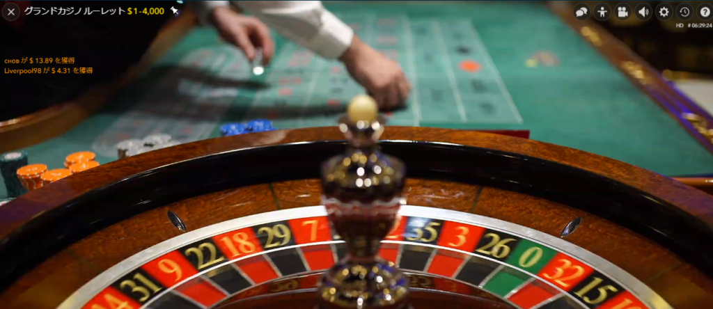 【3分】インターカジノ入金不要ボーナス$10の受け取り方