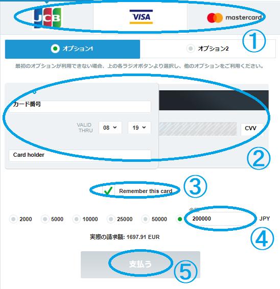 【公式にない情報】カジノエックスの入金方法一覧!最低入金金額・入金限度額・手数料も解説