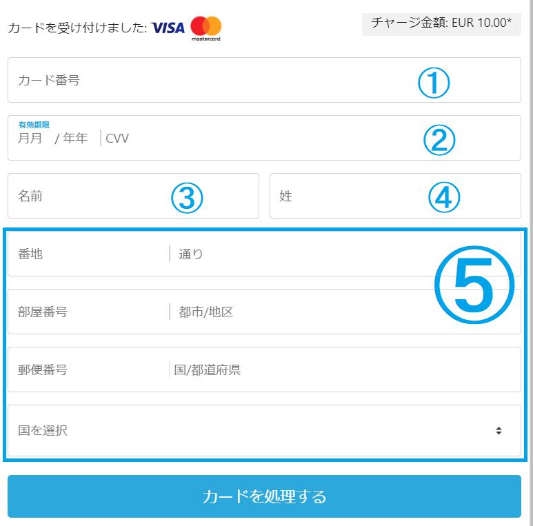 【公式にない情報】ビットカジノはバンドルカードで入金できる?